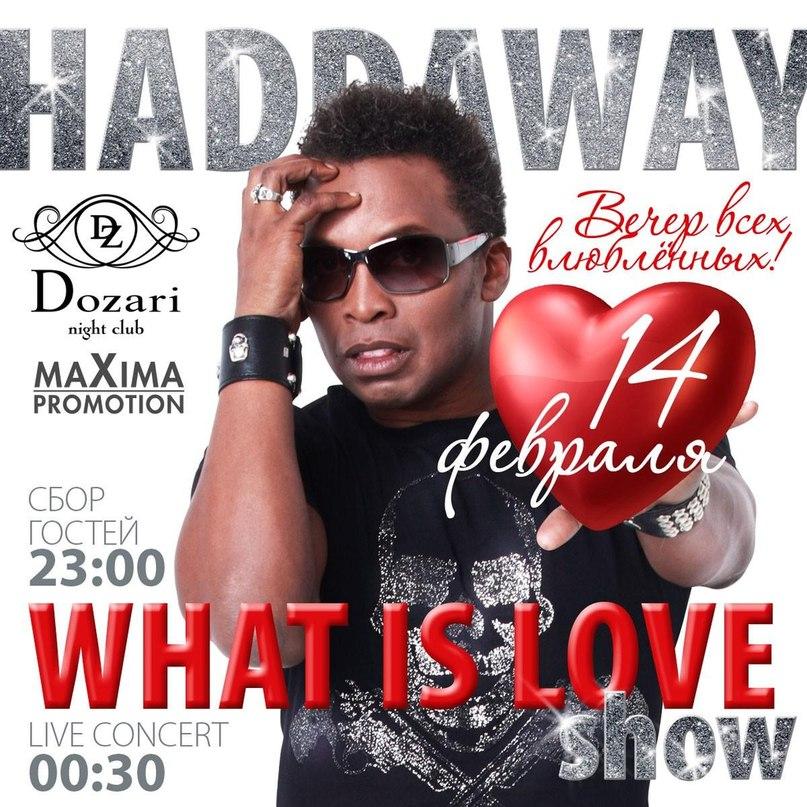 Haddaway - сборник видео клипов