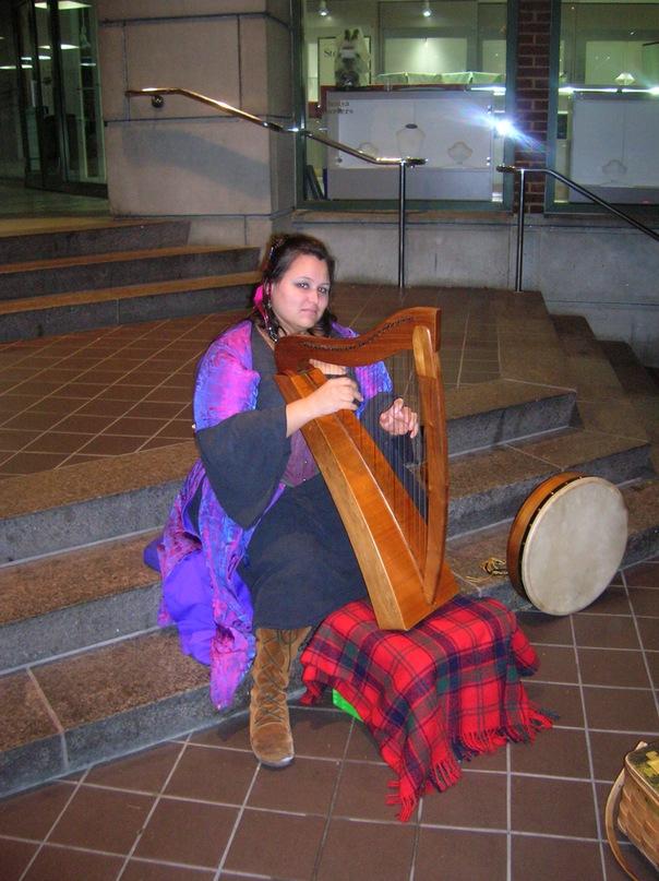 слушать кельтские баллады