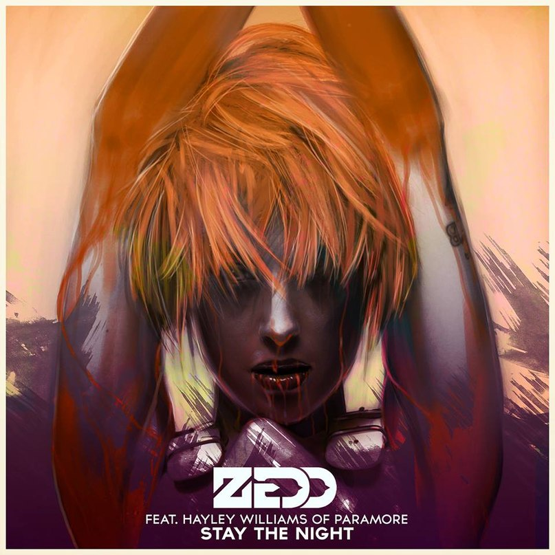 Zedd - Stay the Night (feat. Hayley Williams of Paramore)